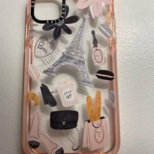 Casetify Paris case iPhone 11